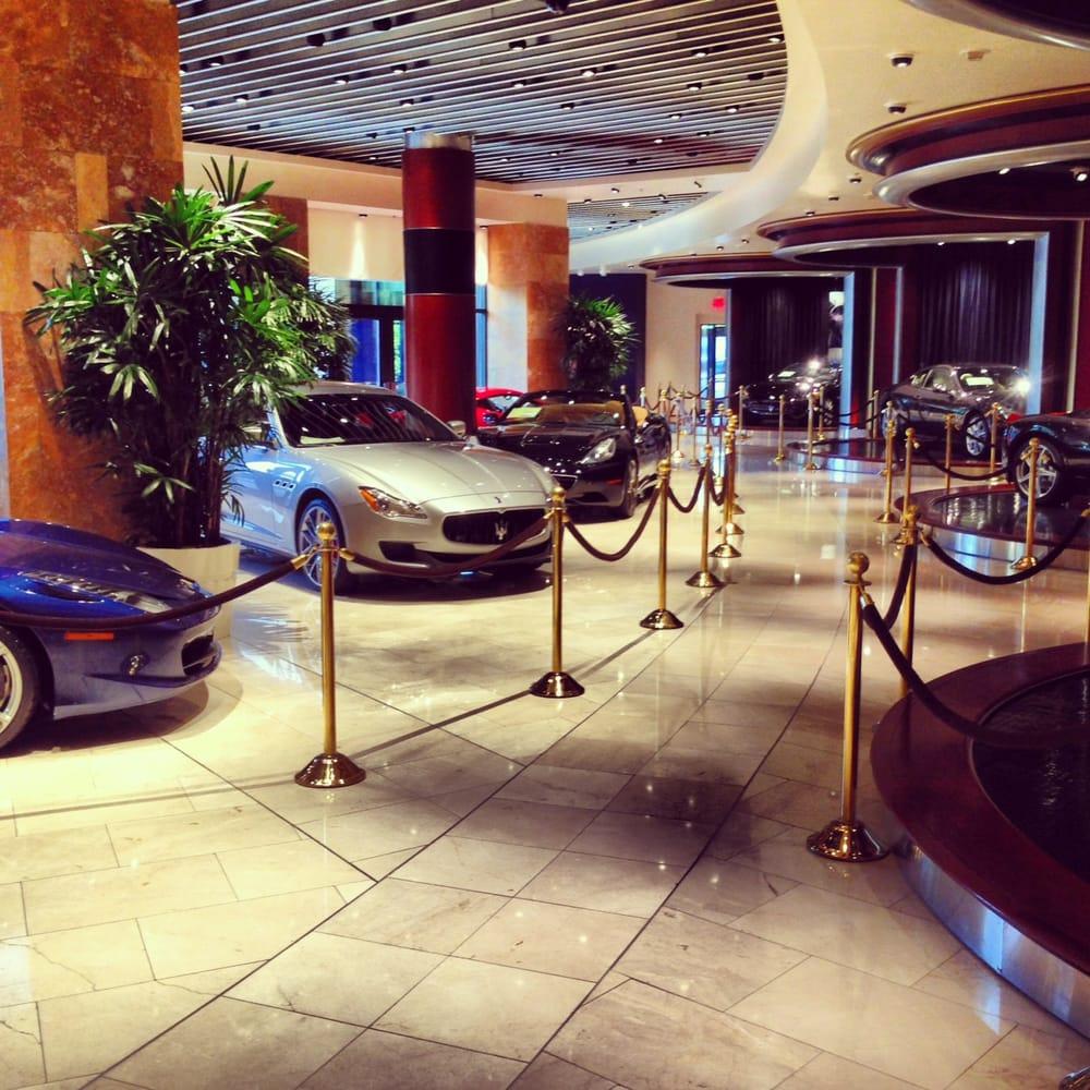 ferrari store - wynn resort and casino - yelp