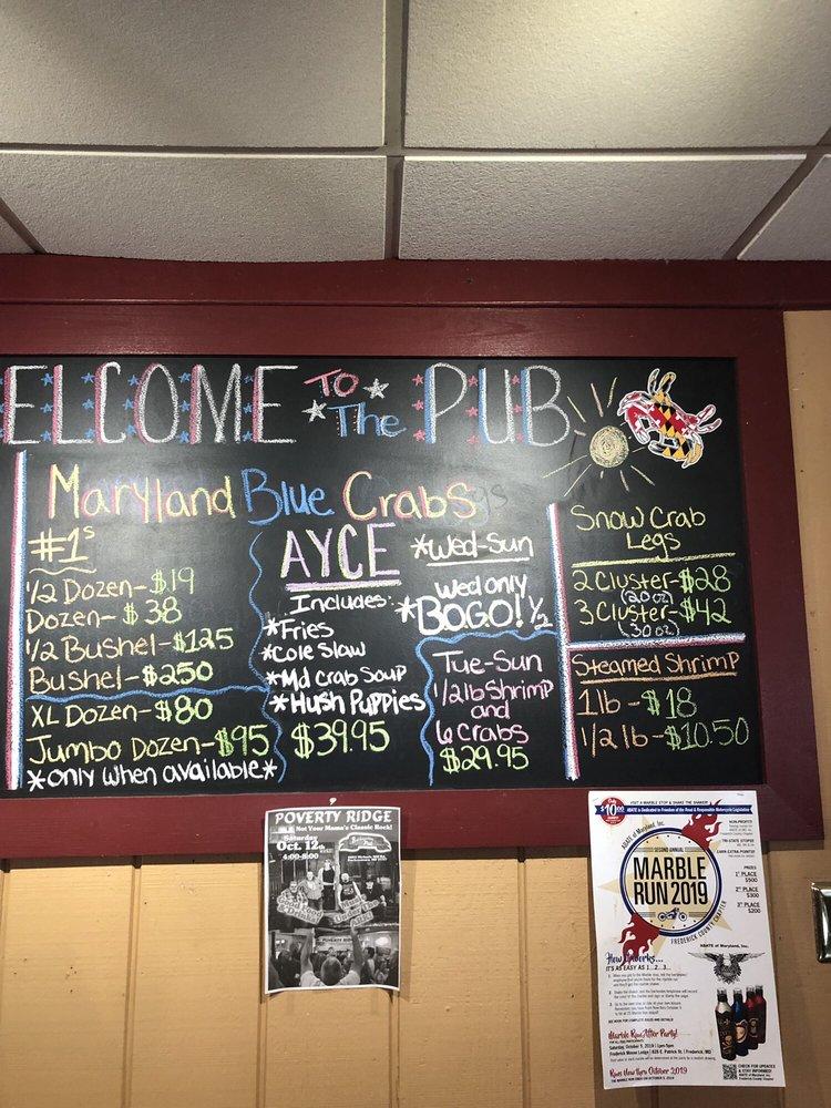Buckeystown Pub: 6803 Michaels Mill Rd, Buckeystown, MD