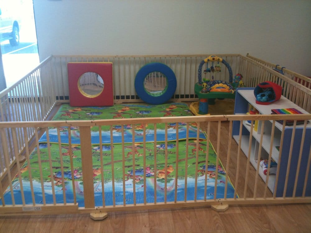 Infant play area yelp for Best kitchen set for 4 year old