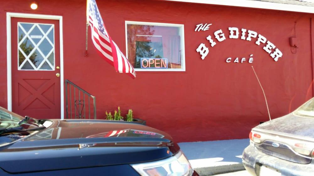 Big Dipper Cafe Shasta Lake Ca