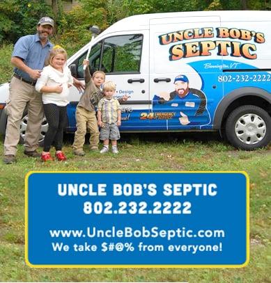 Uncle Bob's Septic: Bennington, VT