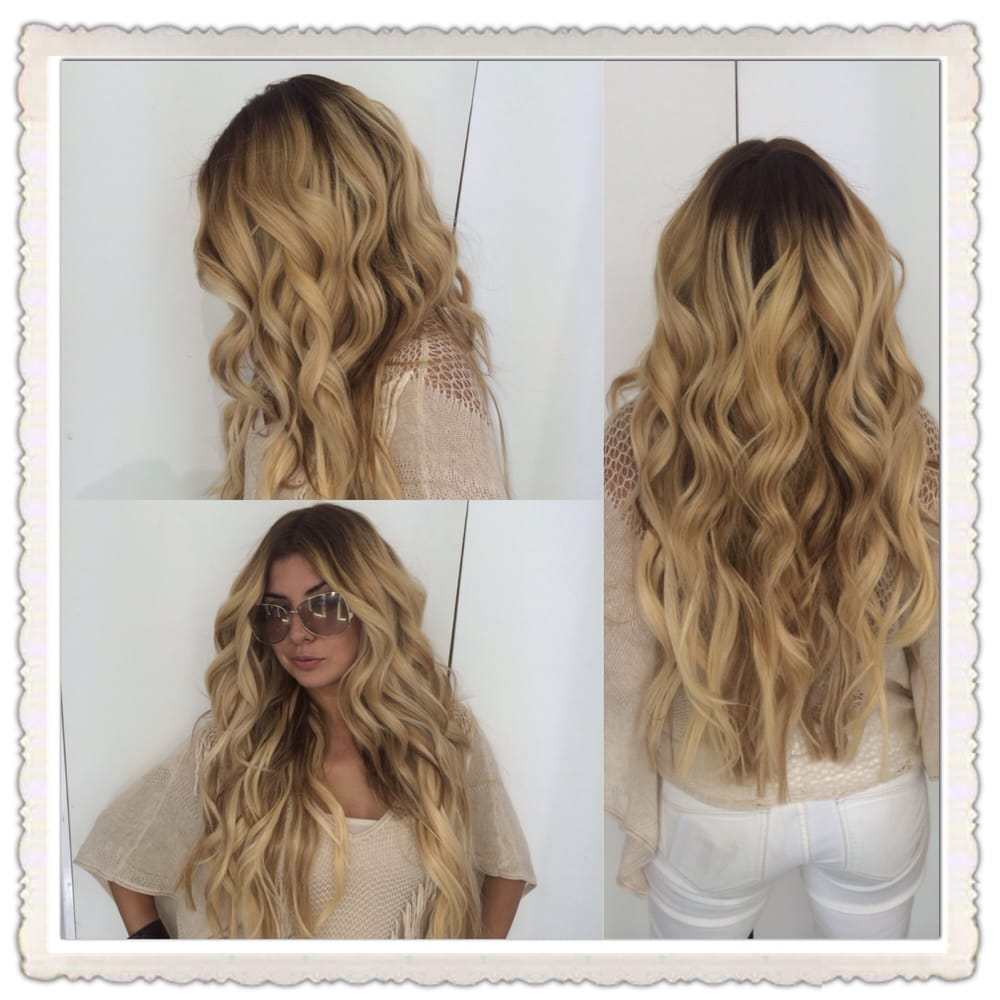 Mermaid Hair By Cruz 26 Inch Mermaid Hair Extensions Custom Color