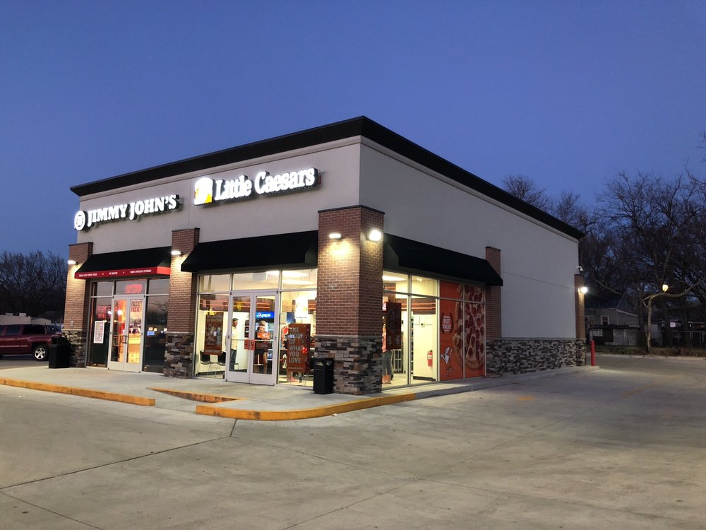 Little Ceasars Pizza: 330 N Mississippi Ave, Ada, OK