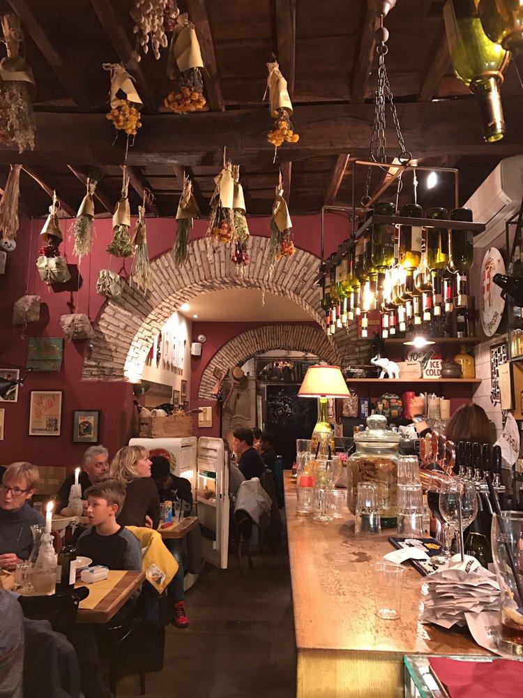 Restaurant insight yelp - Cucina e cantina ...