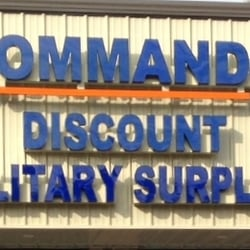 Photo of Commando Discount Military Surplus - Columbus, GA, United States 859921dcff0