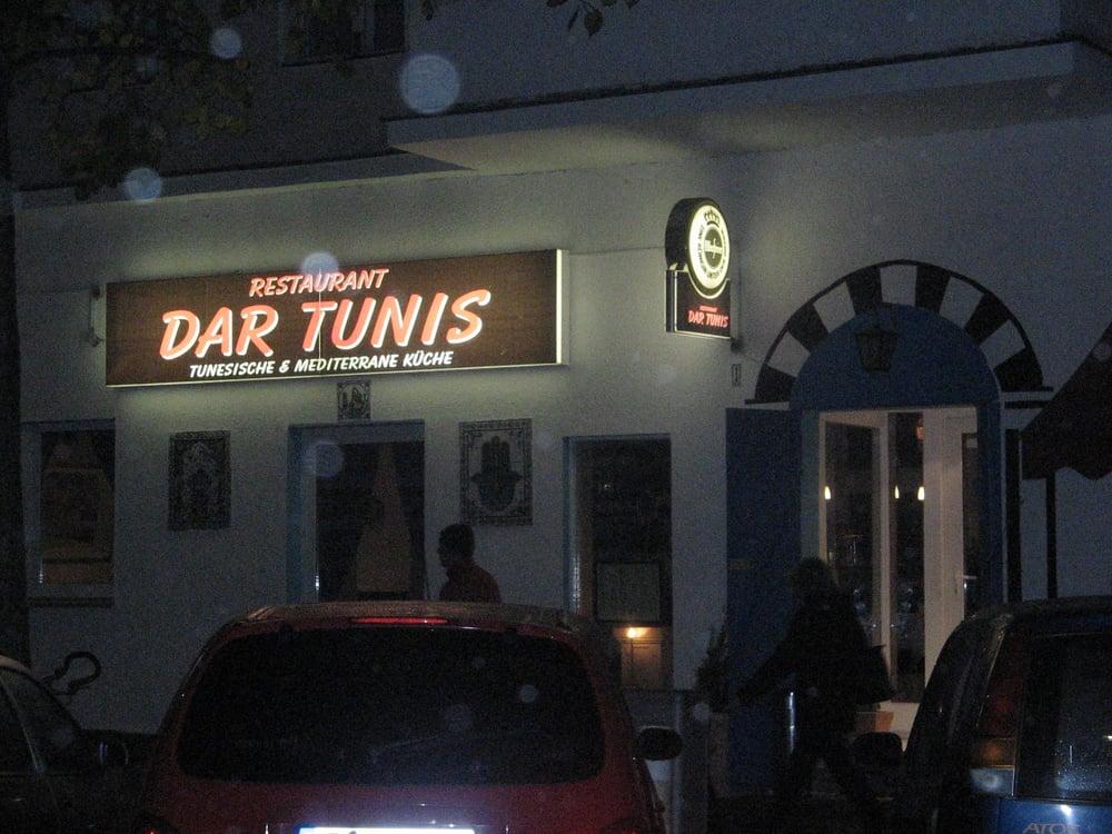 Dar Tunis Closed Mediterranean Calvinstr 1 Tiergarten