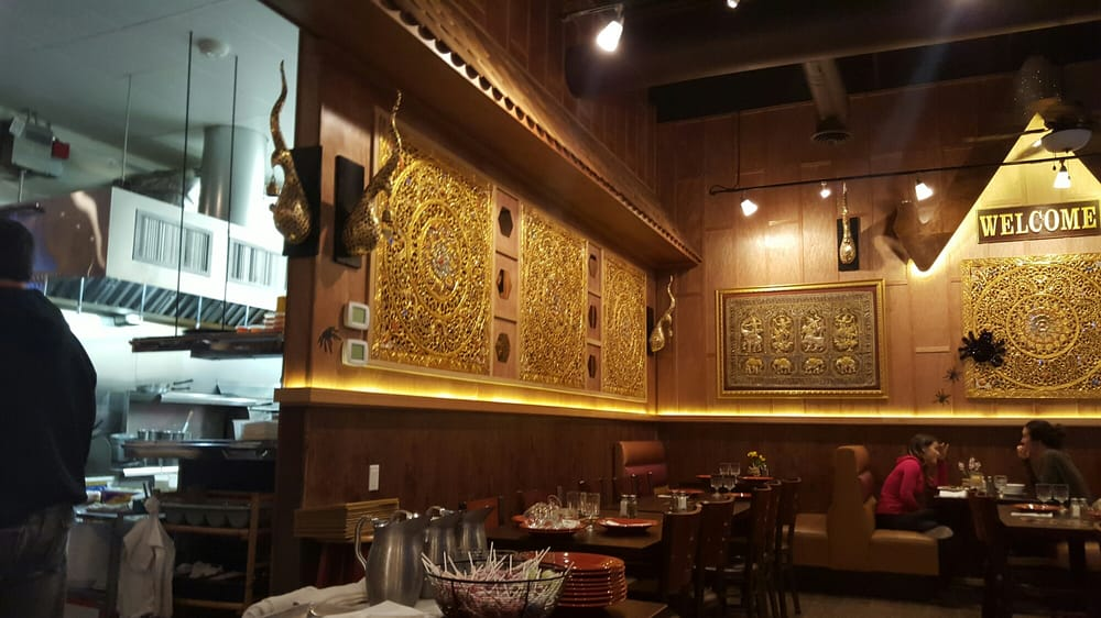 Interior yelp for Ayothaya thai cuisine puyallup wa