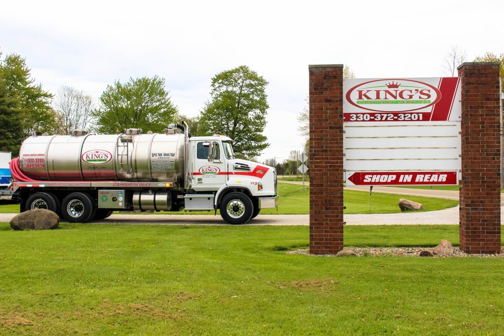 King's Sanitary Service: 1306 State Rte 88, Bristolville, OH