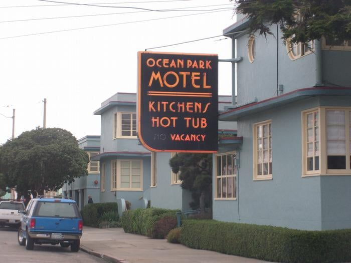 ocean park motel drive by yelp. Black Bedroom Furniture Sets. Home Design Ideas
