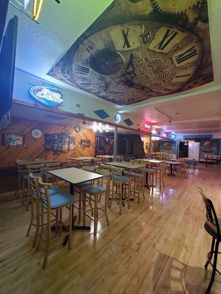 Stella's 467 DoughBox & Roadhouse: 467 S Washington St, Afton, WY