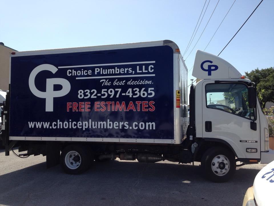 Choice Plumbers: Baytown, TX
