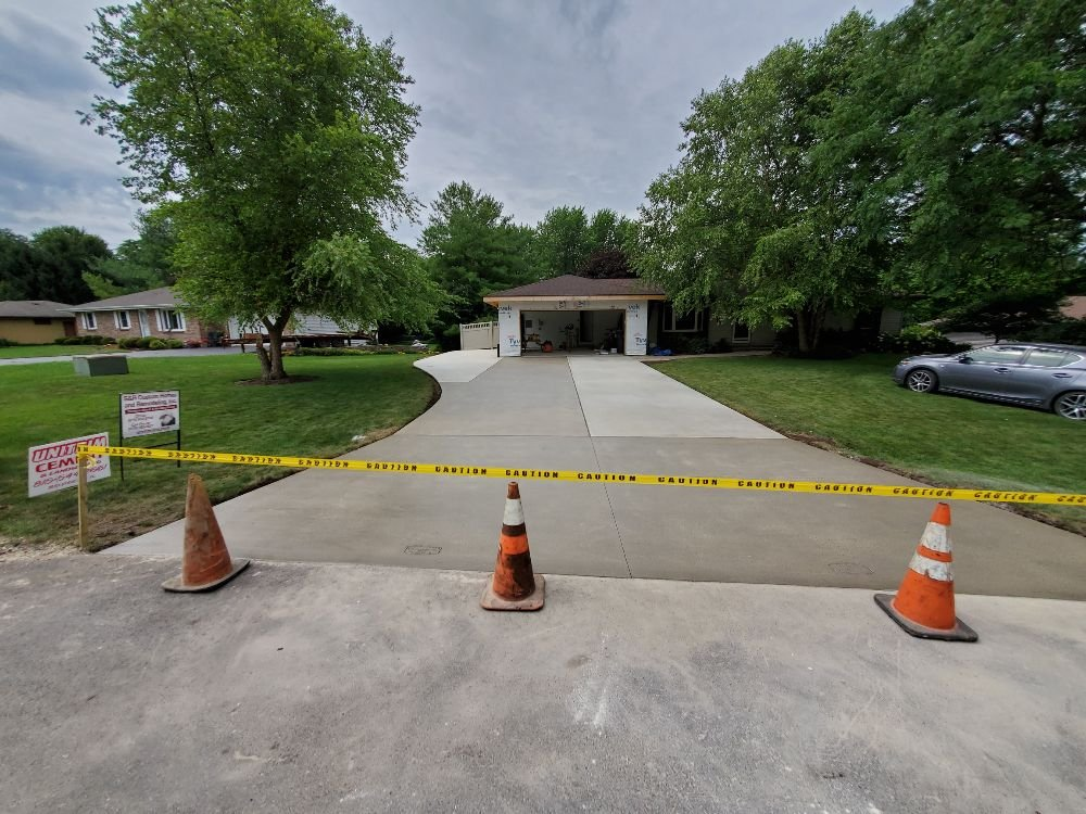 Unitrim Cement & Landscaping: Belvidere, IL
