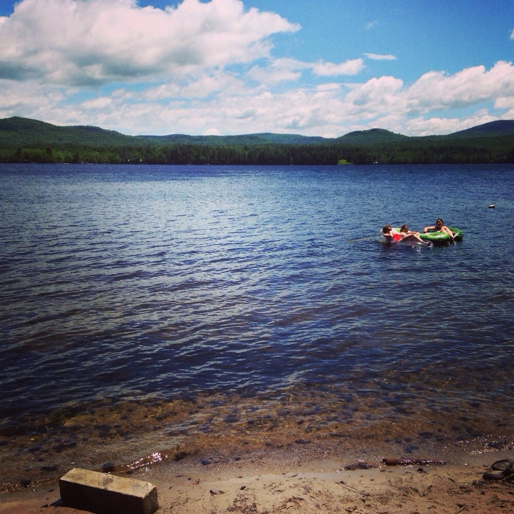 Mount Blue State Park Campground: 299 Center Hill Rd, Weld, ME
