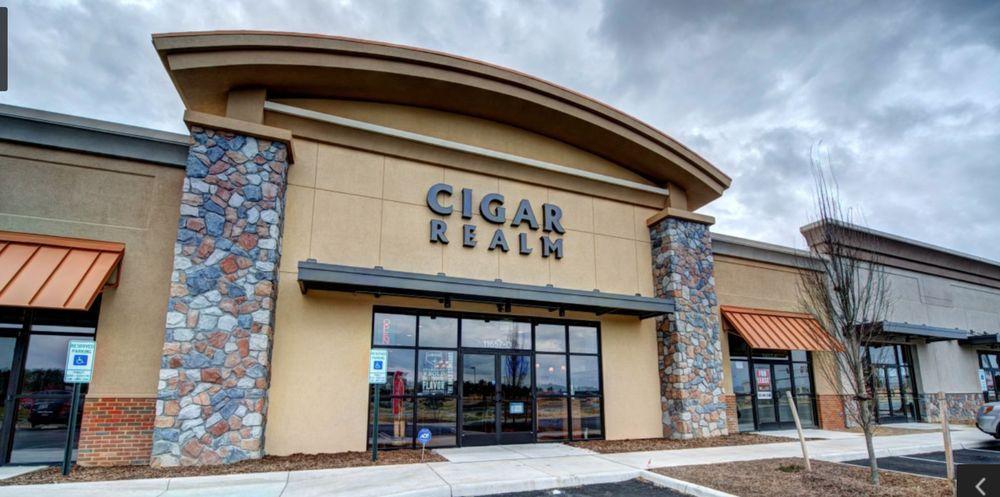 Cigar Realm: 11000E Three Chopt Rd, Richmond, VA