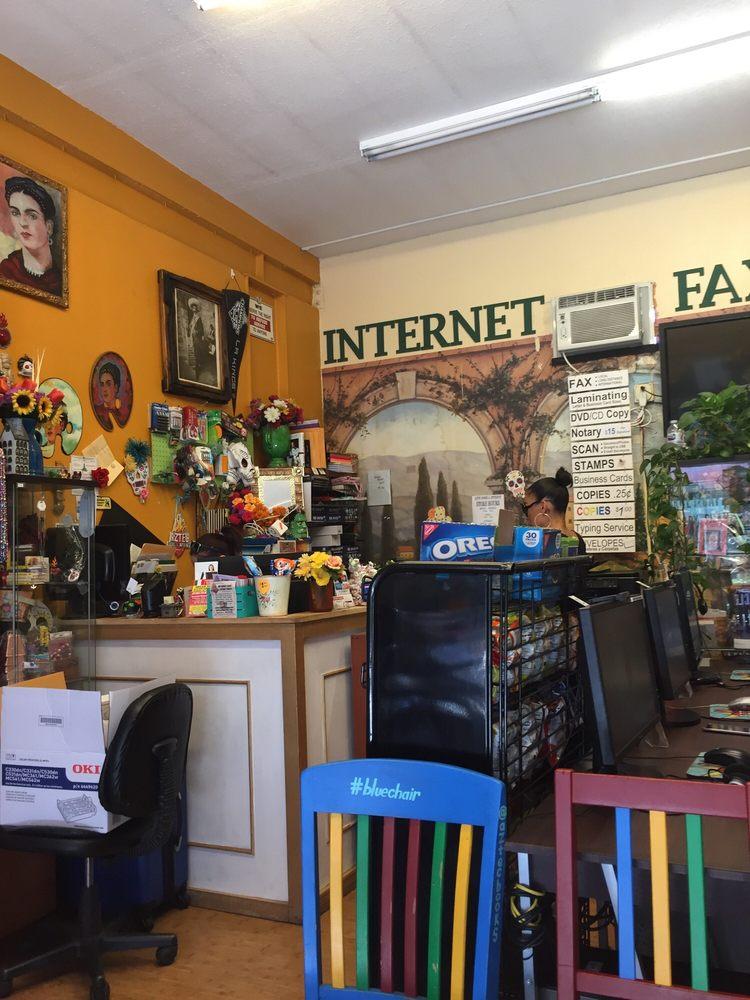 Aztec Internet Cafe