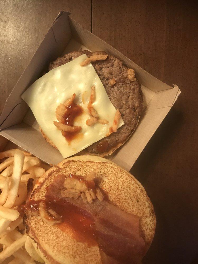 McDonald's: 9833 Fall Creek Rd, Indianapolis, IN