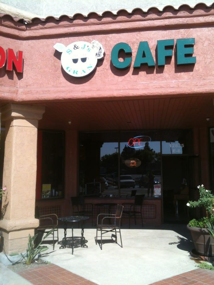 S And J Gran Cafe Menu