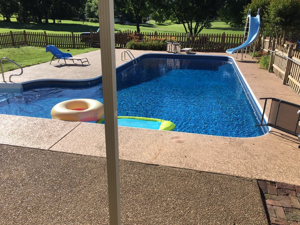 Leslie s swimming pool supplies hot tub pool 1050 glenbrook way hendersonville tn for Swimming pool equipment supplies