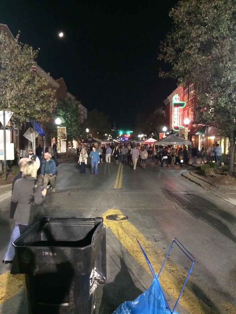 Wine Down Main Street