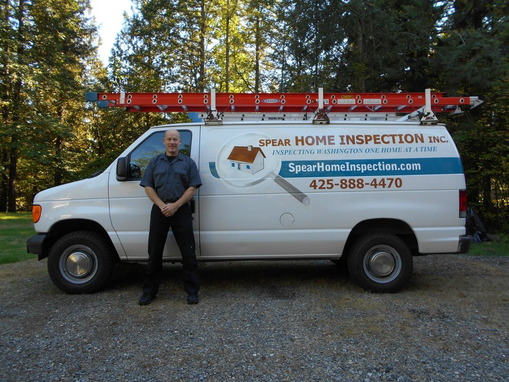 Spear Home Inspection: North Bend, WA