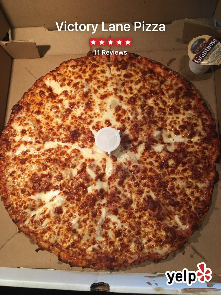 Victory Lane Pizza: 638 S Main St, Monroe, OH