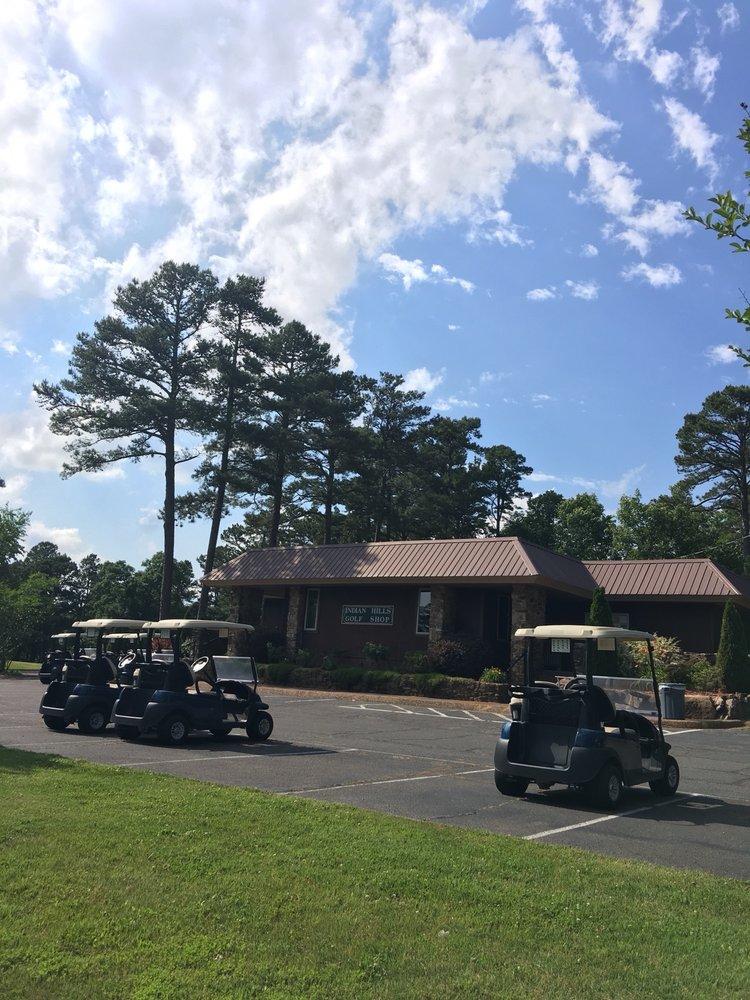 Indian Hills Golf Course Tee Time: 331 Snead Dr, Fairfield Bay, AR