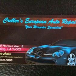 Photo of Creller's European Auto Repair - Redding, CA, United States