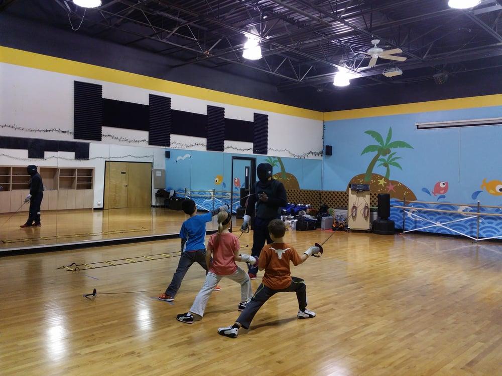 Kairos Fencing Academy: 4100 Legacy Dr, Plano, TX