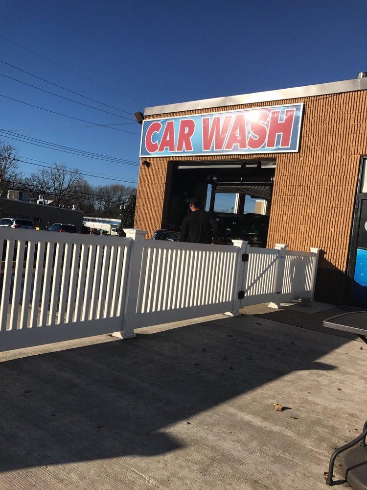 New Wave Car Wash: 199 Woodbine St, Bergenfield, NJ