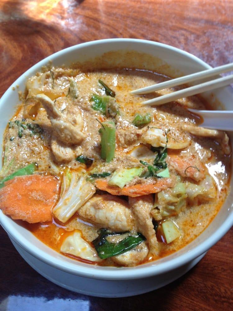 Panang curry yelp for 22 thai cuisine yelp