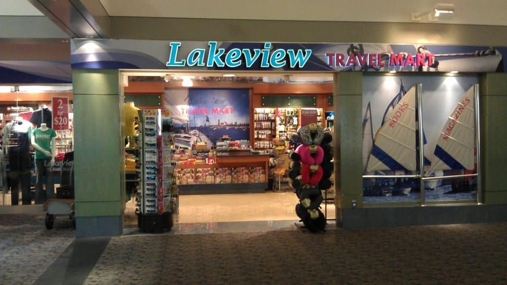 Lakeview Travel Mart