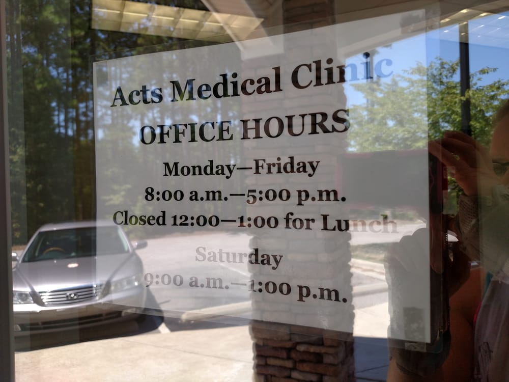 Acts Medical Clinic
