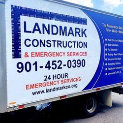 Landmark Construction Emergency Services Contractors 1897