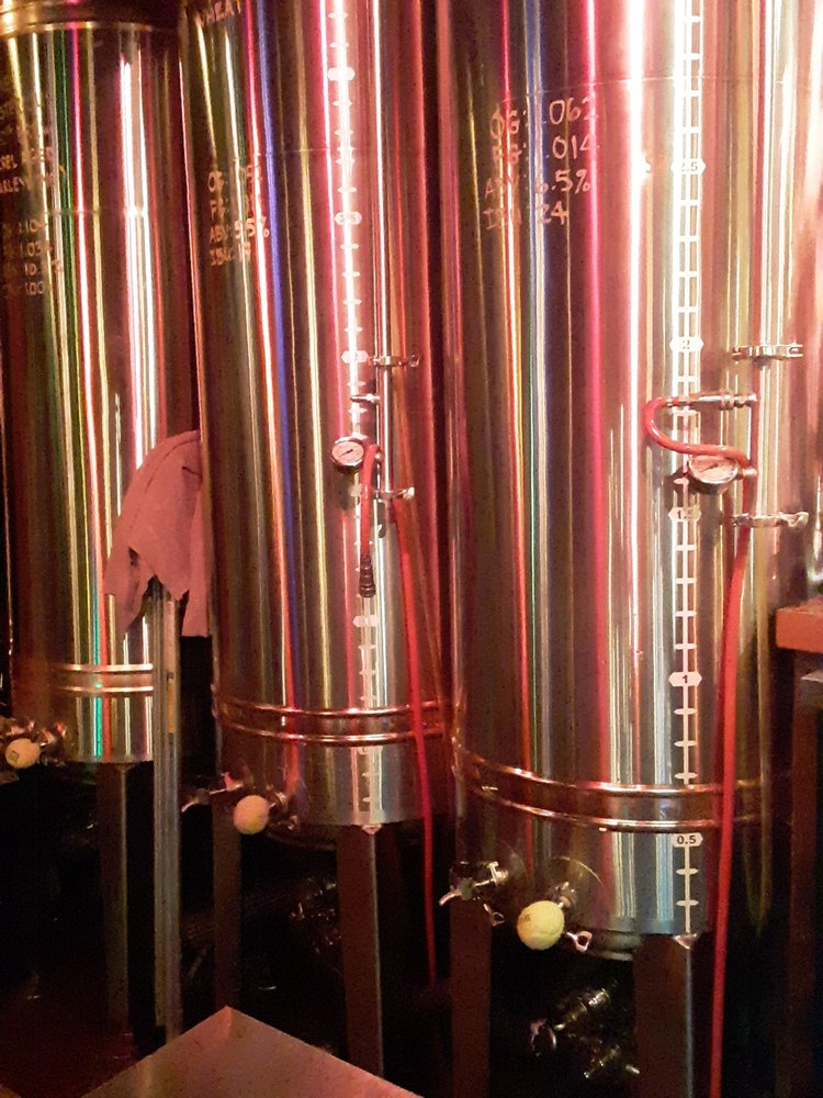The Blind Pig Brewery: 120 N Neil St, Champaign, IL