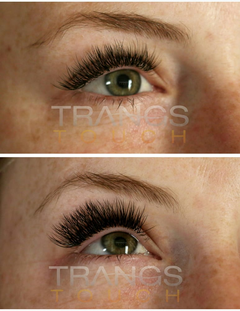 031e60088ab Photo of Trangs Touch Eyelash Extensions - Irvine, CA, United States. Different  lash