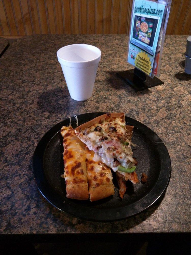 Gambino's Pizza: 626 North Andover Rd, Andover, KS