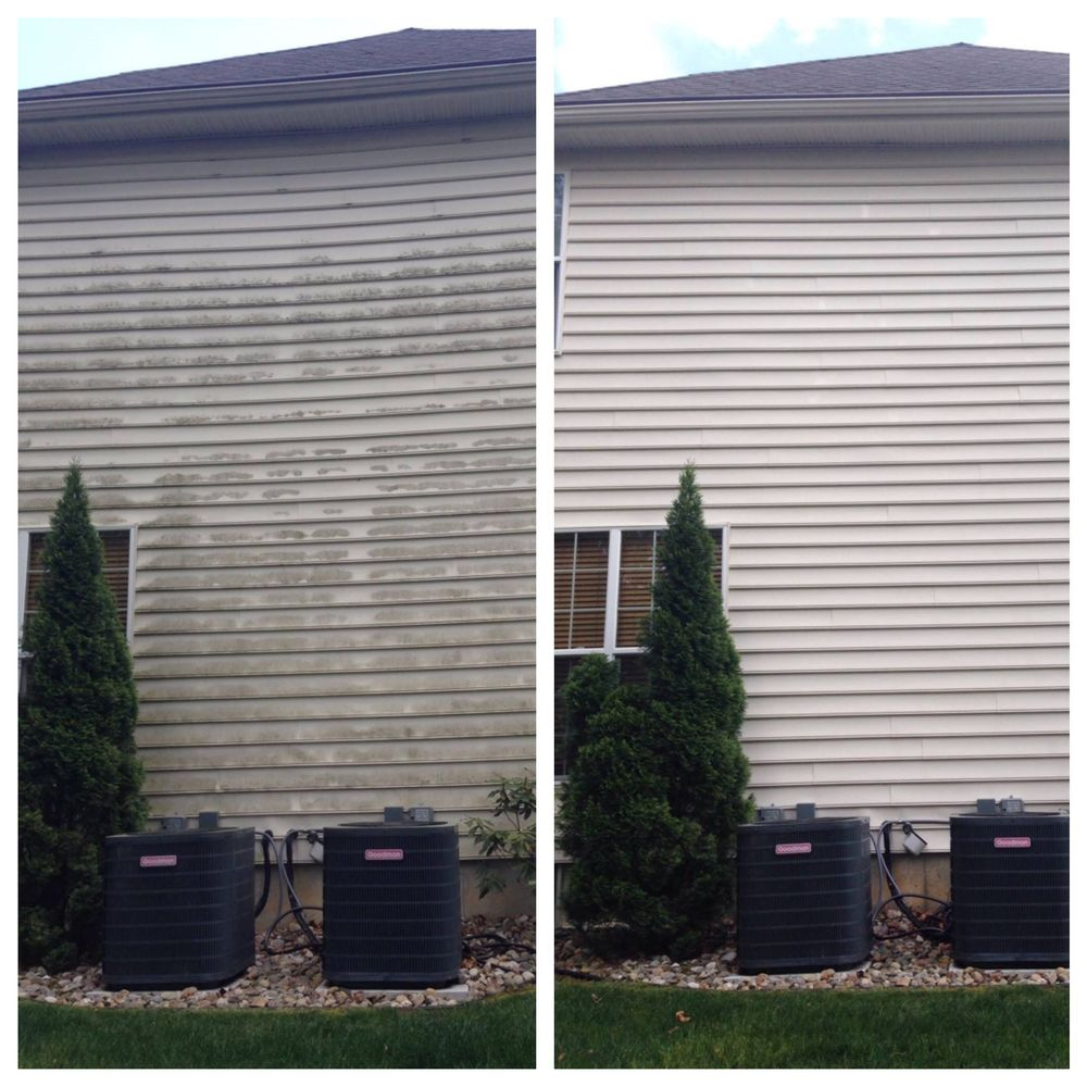 Petersen Pressure Wash: 424 Oak Ave, West Berlin, NJ
