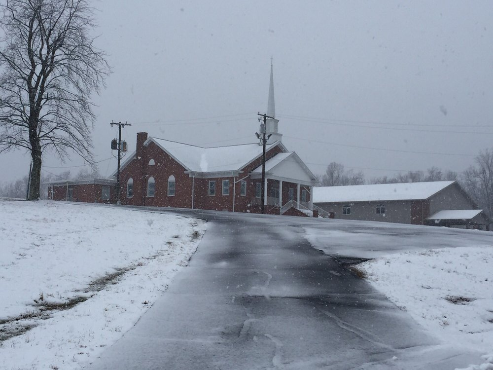 Mt Pisgah Church: 661 Mount Pisgah Rd, Bremen, KY