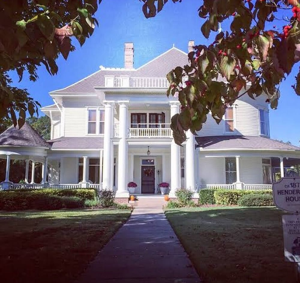 Captain Henderson House: 349 N 10th St, Arkadelphia, AR