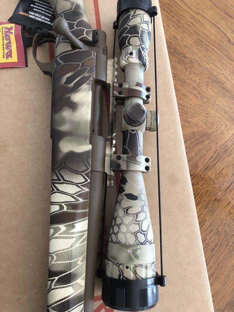 Heritage firearms: 5295 Old Hwy, Hattiesburg, MS