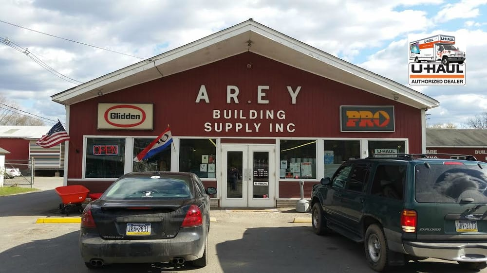 Arey Building Supply: 1816 Golden Mile Rd, Wysox, PA