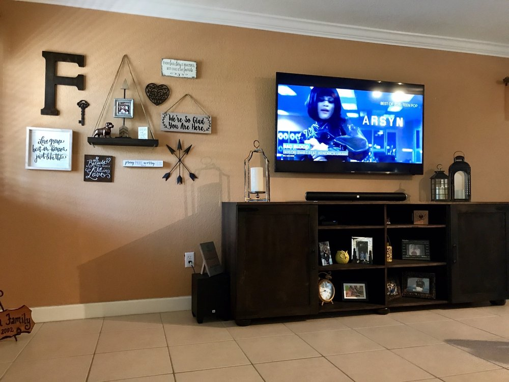 5 Points TV Installations