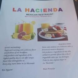 La Hacienda Mexican Restaurant Providence Ri