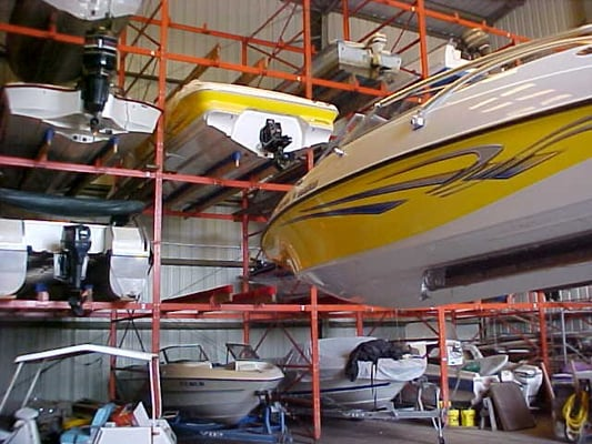 Photo for Marina Del Ray Dry Rack Indoor Valet Boat Storage & Marina Del Ray Dry Rack Indoor Valet Boat Storage - Professional ...