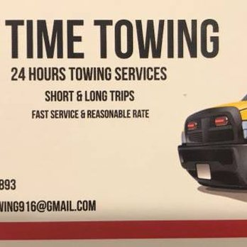 Photo Of Precise Towing Service Citrus Heights Ca United States On Time