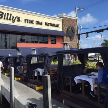 Billy S Stone Crab Restaurant Market Hollywood Fl