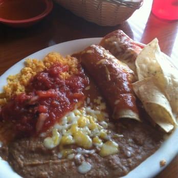 El Paso Restaurant Houma La Menu