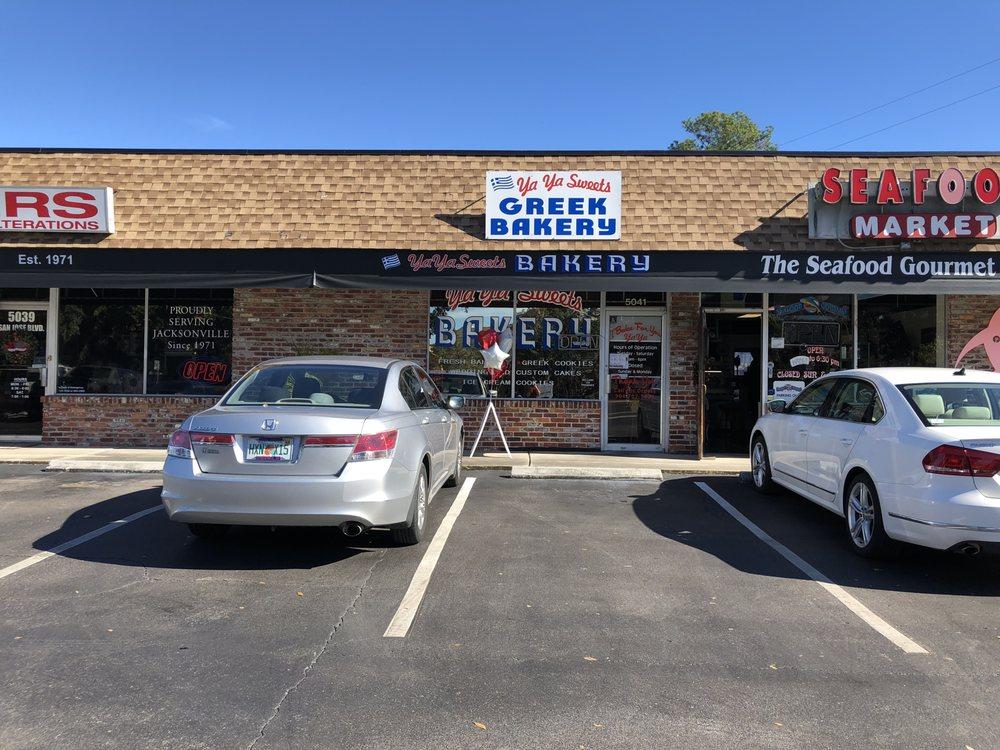 Ya Ya Sweets Bakery: 5041 San Jose Blvd, Jacksonville, FL