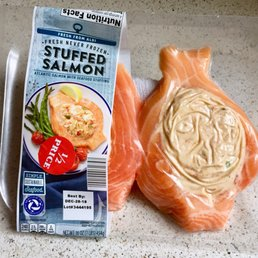 Aldi Salmon