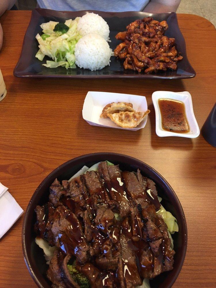 Food from Happy Teriyaki - Nampa